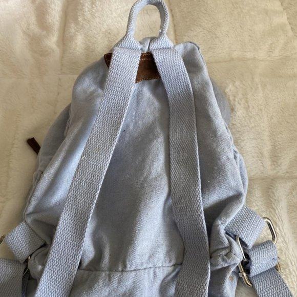 Blue Mini Brandy Mellville bag